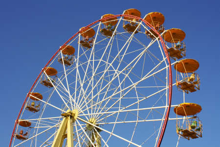 Ferris wheel Stock Photo - 7440480