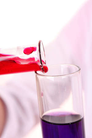 blood sample: medical test tube with blood sample