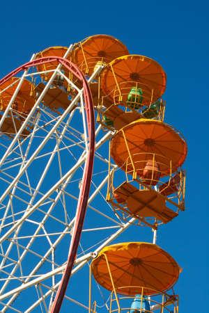 Ferris wheel Stock Photo - 8253205