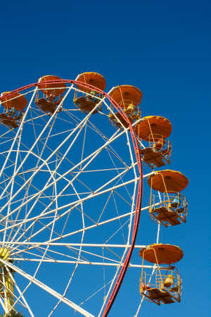 Ferris wheel Stock Photo - 8253198