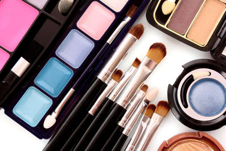 make up products: cosmetics Stock Photo