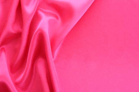 pink satin: Elegant soft pink satin texture Stock Photo