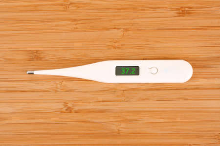 Medical digital thermometer Stock Photo - 9318559