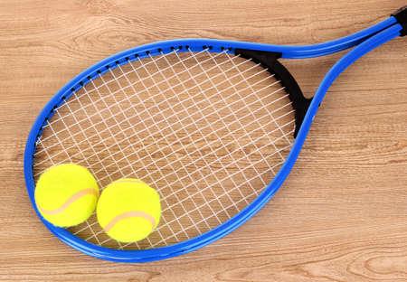 Tennis equipment Stock Photo - 9371131