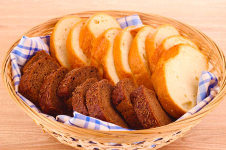 assortment of baked bread Stock Photo - 10487654