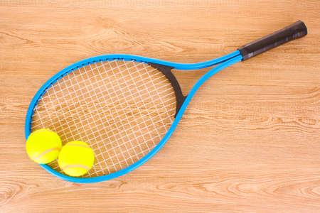 Tennis equipment Stock Photo - 10534744