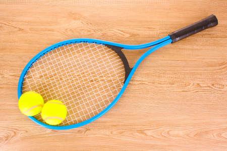 Tennis equipment Stock Photo - 10534744