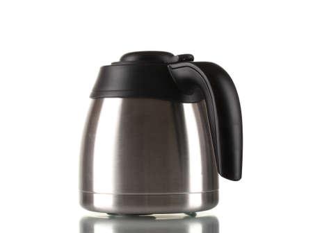 Teapot isolated on white Stock Photo - 13355654