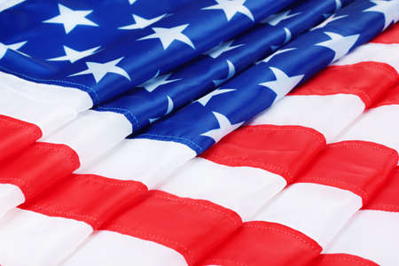 American flag background photo