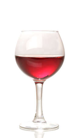 wineglasses: Wineglass isolated on white