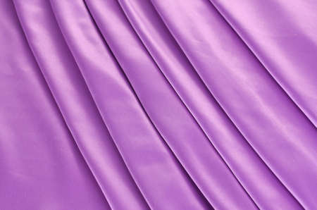 violet silk drape, background Stock Photo - 13871038