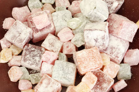 delicious turkish delight close-up Stock Photo - 14222948