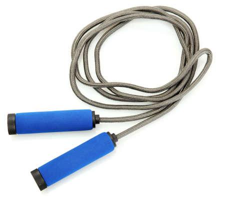 jump rope: saltar la cuerda aislados en blanco