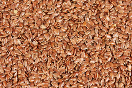 flax seeds background photo