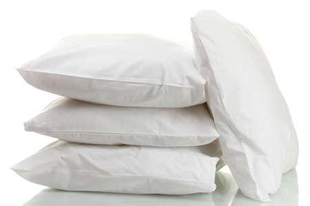 pillows isolated on white Stock Photo - 15197976