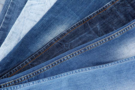white pants: Many jeans closeup