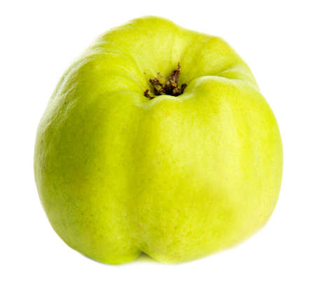membrillo: dulce de membrillo, aislado en blanco