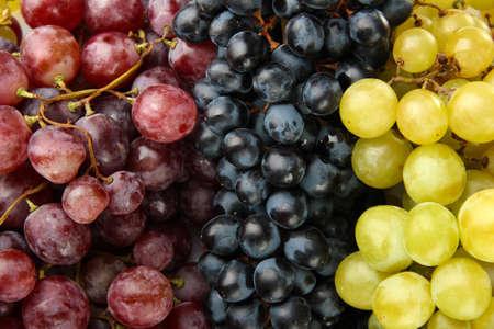 assortimento di dolci ottenuti da uve stramature, chiudere, su