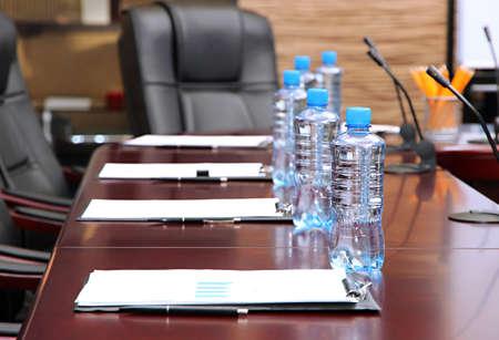 talks: Meeting room in office center