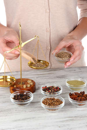 herbal knowledge: Sale of different  spices