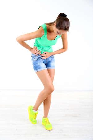 abdominal pain: Dolore addominale