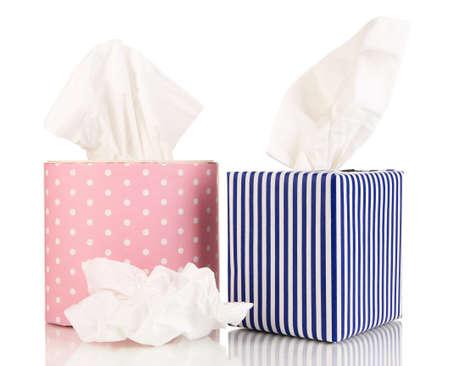 tejido: Toallitas de limpieza aislados en blanco