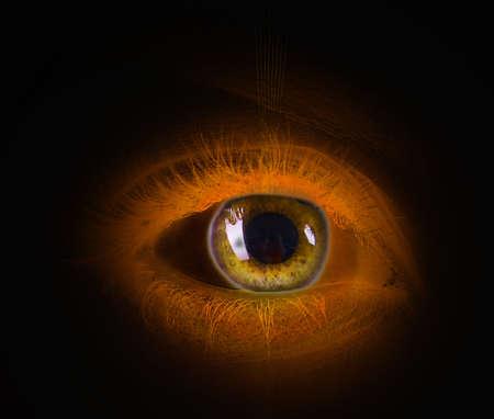 eye of providence: Eye of Providence. Symbol Omniscience