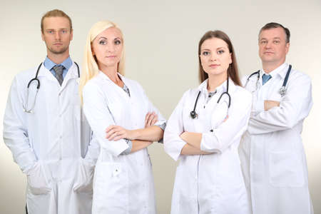 Medical workers  photo