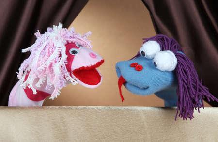 puppet show: Puppet show