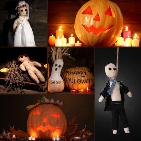 deadman: Collage of Halloween