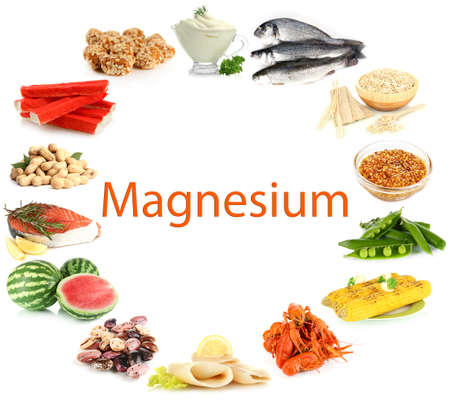magnesium: Products containing magnesium