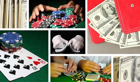 lasvegas: Casino collage