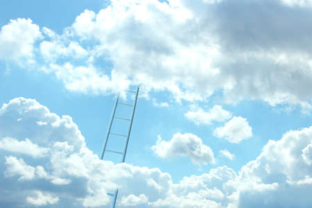 Ladder to the sky photo