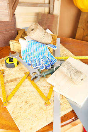 conferring: Working tools in workshop