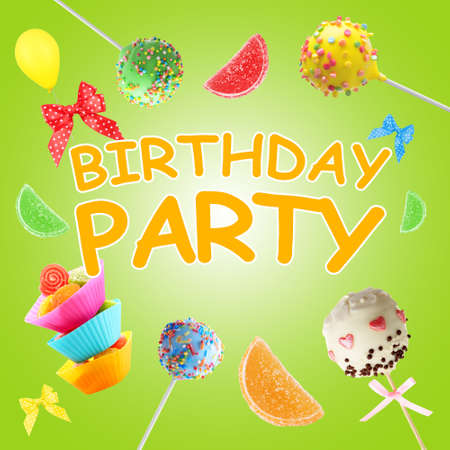 lolli: Colorful Birthday Party poster