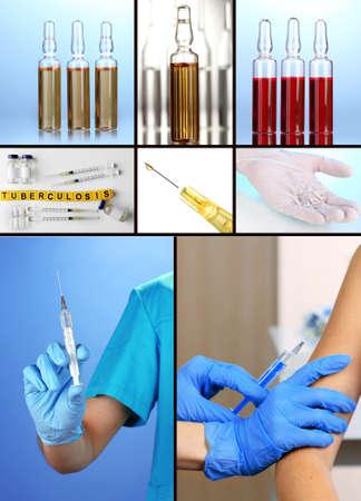vacunaci�n: Collage Vacunaci�n