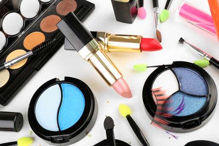 cosmeticos: Diferentes cosm�ticos close up