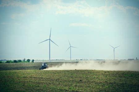 molinos de viento: Campo Molinos de viento