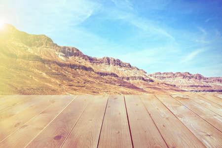 judaean: View of hills landscape