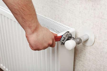 fontaneria: Reparación radiador de calefacción de cerca