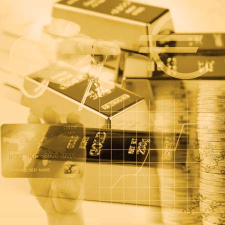pile of money: Money concept