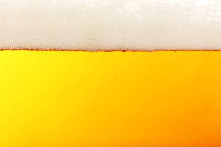 beer bubbles: Beer bubbles, macro view