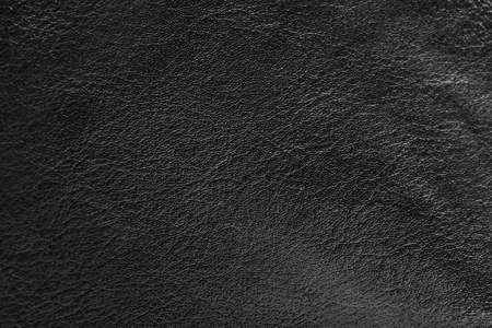 black textured background: Black leather textured background