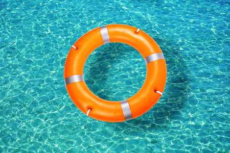 safety buoy: A life buoy for safety at sea