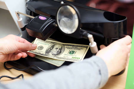 forgery: Monetary examination