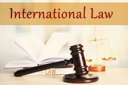 international law: International law concept