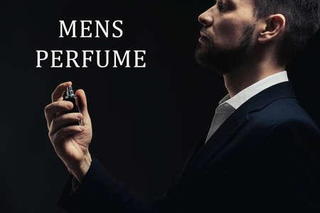 Kết quả hình ảnh cho men perfume poster