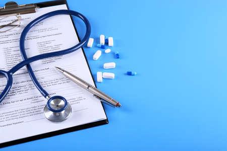 Médico no local de trabalho close-up