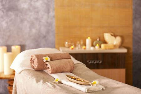 Posto per il relax nel moderno centro benessere