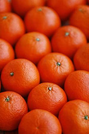 Tangerine background